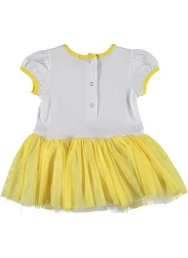 Panço Elbise Sarı